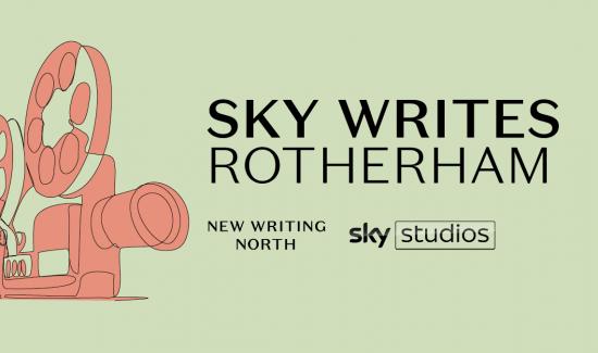 sky writes writer in residence