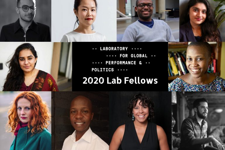 georgetown global performance and politics labfellow